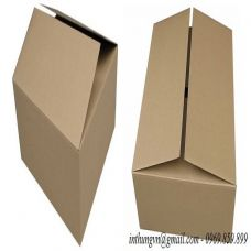Thùng carton, in thùng carton