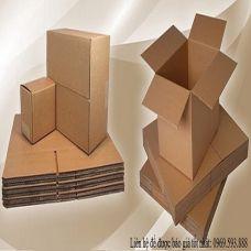Bao bì carton, in bao bì carton
